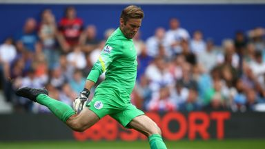Robert Green: Says QPR performances are on the up