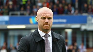 Sean Dyche: The Burnley boss is ready for the challenge ahead