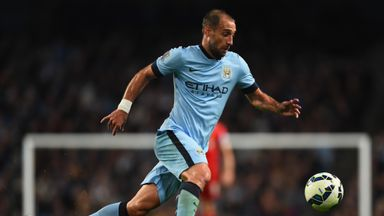 Pablo Zabaleta: A key cog in the Manchester City machine