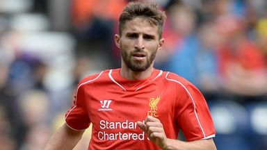 Fabio Borini: Insists a return to Italy was never on the cards