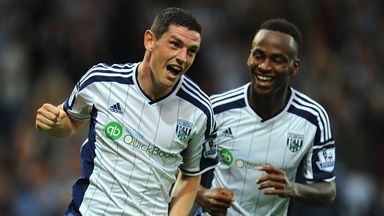 Graham Dorrans: Loan move to Norwich complete