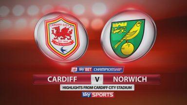 Cardiff 2-4 Norwich