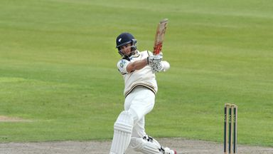 Kane Williamson.: Returning to Yorkshire for third spell