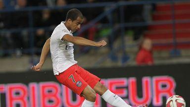 Lucas Moura: Scored two penalties in PSG win