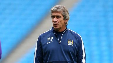 Manuel Pellegrini: Not interested in records