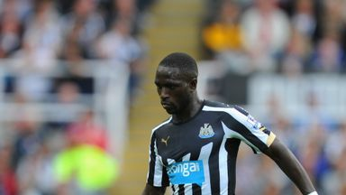 Moussa Sissoko: Enjoying life at Newcastle