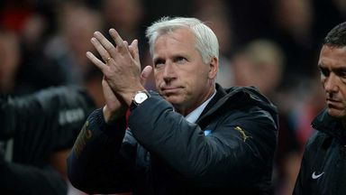 Alan Pardew: Shocked at his club's current form