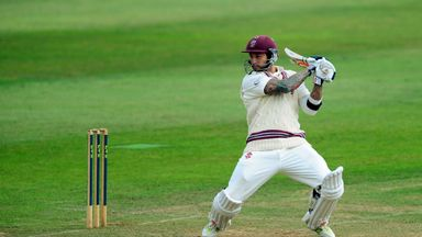 Peter Trego: Contract extension for Somerset all-rounder