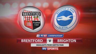 Brentford 3-2 Brighton