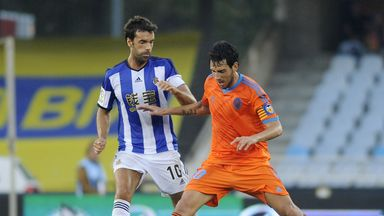 Daniel Parejo (R): Scored in win over Elche