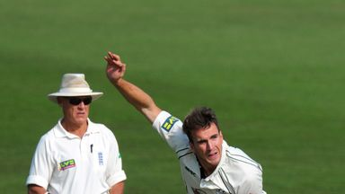 Jack Shantry: Took 10 wickets and hit century