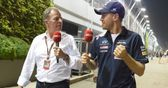 Brundle meets Vettel