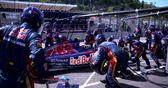Toro Rosso Behind The Scenes