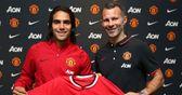United sign Falcao