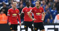 Manchester United: Couldn't live with Leicester's  'physicality'