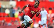 Radamel Falcao: Happy to make Manchester United debut against QPR