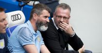 Paul Lambert (right): Confirms Roy Keane's house visit