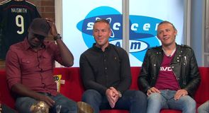 Soccer AM - Heskey and Robinson