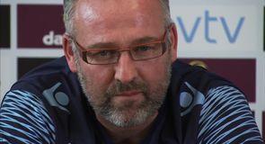 Lambert loving life at Villa