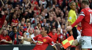 Barclays Premier League: Photo gallery from Manchester United v QPR