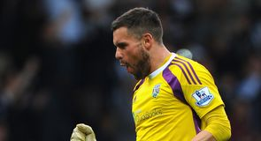 All the best pictures from the Super Sunday clash between West Brom and Burnley