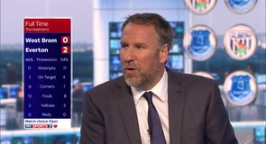 Merson: West Brom are in trouble