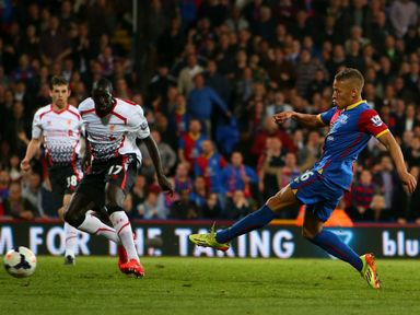 Liverpool drew 3-3 with Crystal Palace last season
