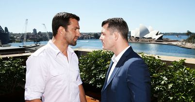 Bisping, Pearson go Down Under