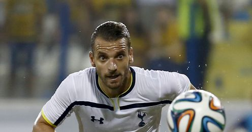 Roberto Soldado: Linked with Tottenham exit