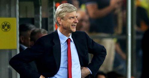 Arsene Wenger: Admits Arsenal were poor in Dortmund
