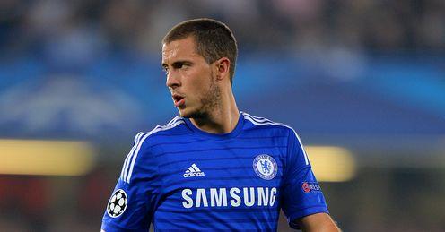 Eden Hazard was crucial for Chelsea against Maribor