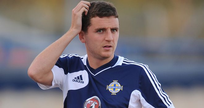 Alex Bruce: Hull City defender out of Northern Ireland squad