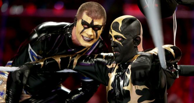 gold and stardust win tag titles for essays