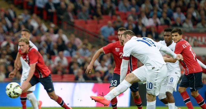 Rooney: Scores England's match-winning penalty