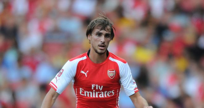 Ignasi Miquel: Spent time on loan at Leicester last season