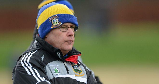 Tipperary coach Paudie O'Neill