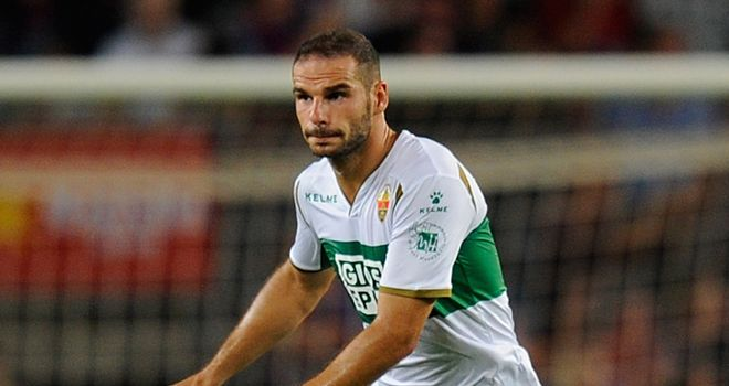 David Lomban: Rescued a late point for Elche