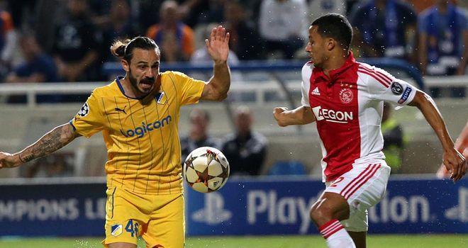 Ajax đang trình diễn bộ mặt đáng thất vọng tại Champions League cũng như giải quốc nội Hà Lan.