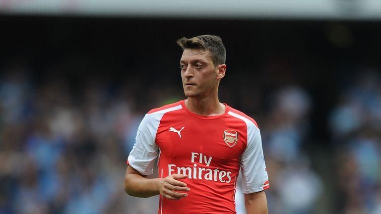 9bb82cfe6d0 With the arrival of Mesut Ozil from Real Madrid