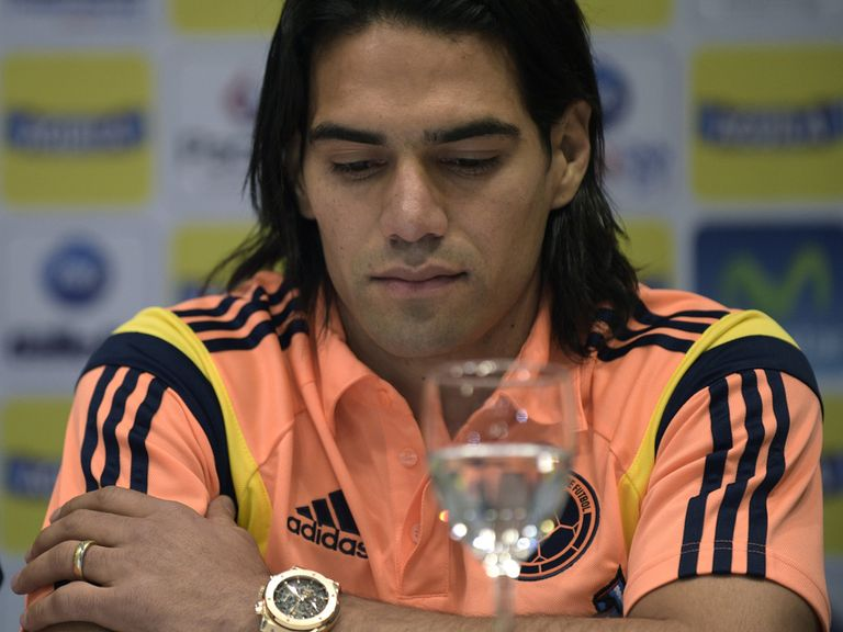 Falcao: Was wanted by Juventus