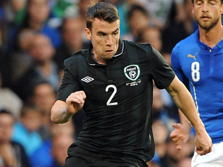 Seamus Coleman wants to be part of the finals in France