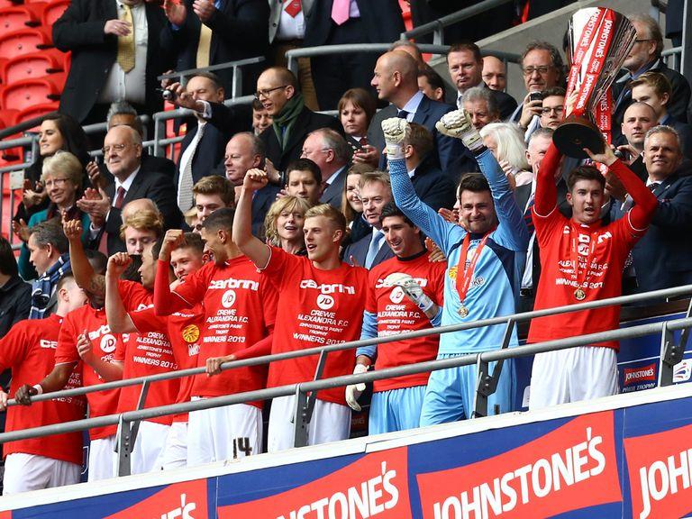 Crewe: 66/1 winners