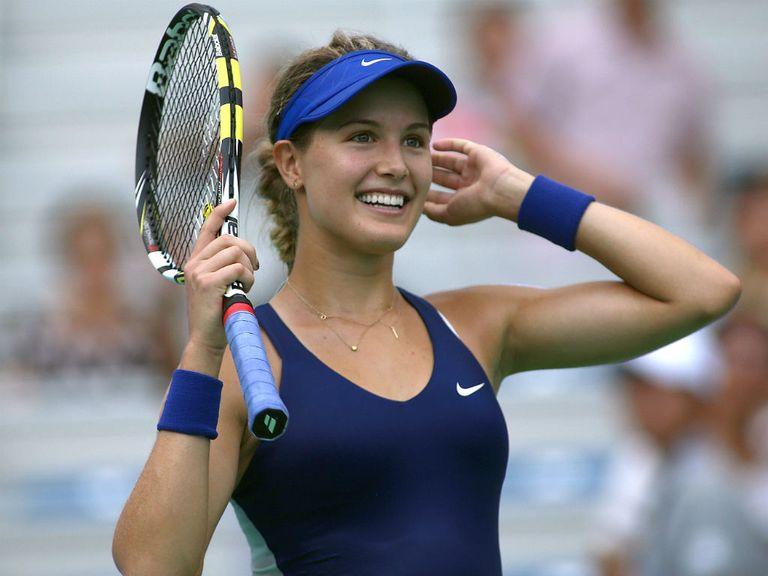 Eugenie Bouchard: 66/1 winner