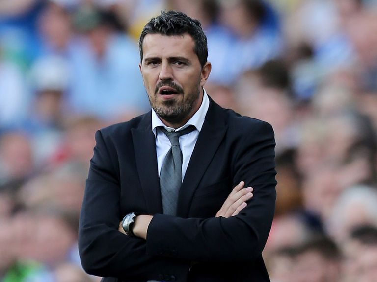 Oscar Garcia: New head coach of Watford