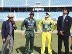 2nd ODI: Pak v Aus