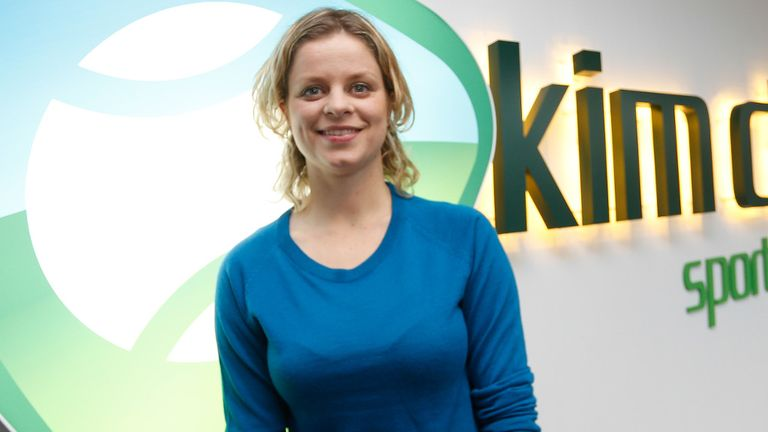 Kim Clijsters won three Grand Slams as a mother