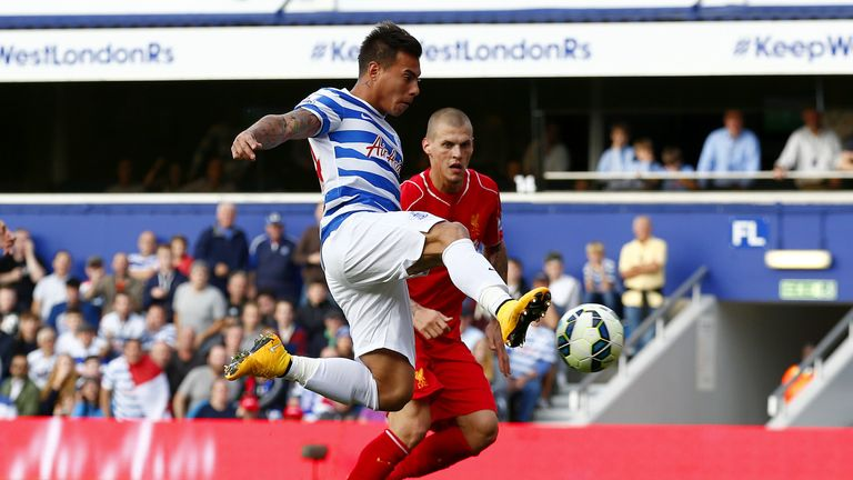 Eduardo Vargas: Bagged a brace but it would not be enough