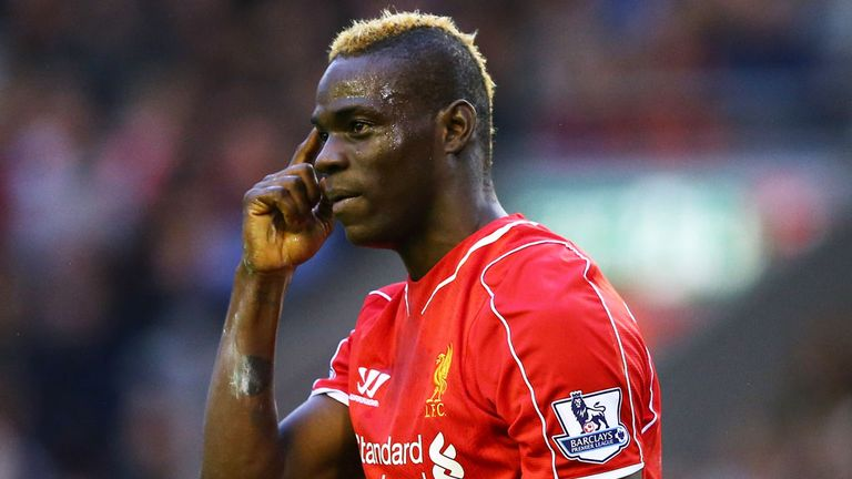 Mario Balotelli: Set for Liverpool stay, according to his agent