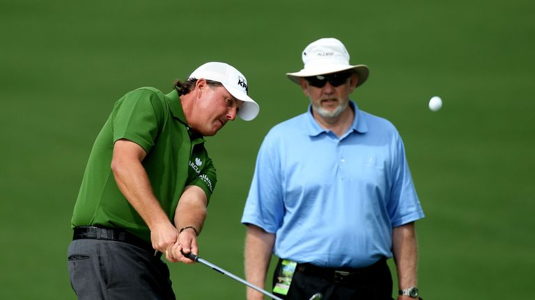 Dave Pelz & Phil Mickelson
