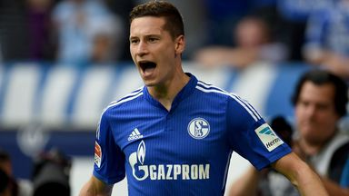 Julian Draxler: Scored for Schalke on Saturday night